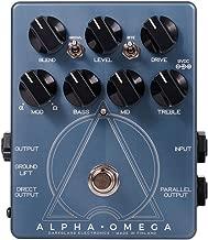 Darkglass Electronics Darkglass Alpha Omega Bass Pre-Amp and Overdrive (AO)