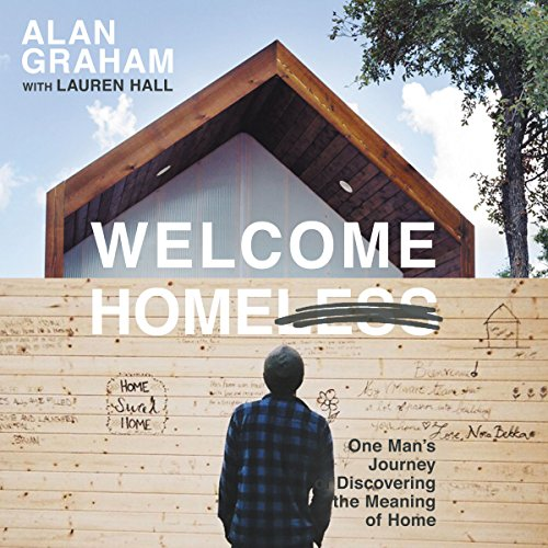 Welcome Homeless audiobook cover art