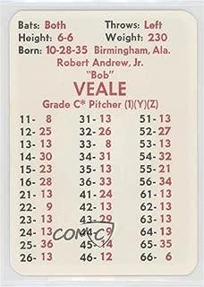 Bob Veale (Baseball Card) 1974 APBA Baseball 1973 Season - [Base] #BOVE