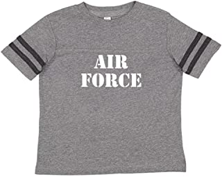Air Force - Military Armed Forces Soldier Toddler/Kids Sporty T-Shirt