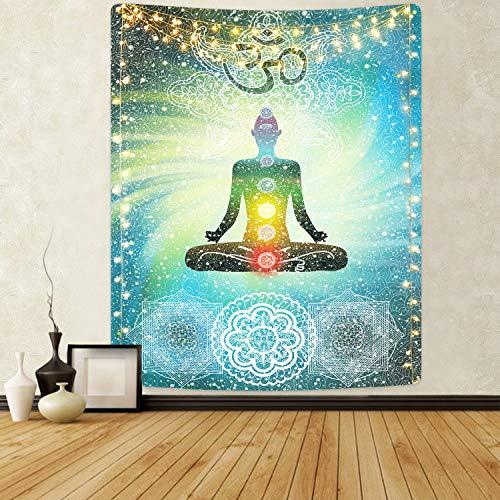 Psychedelic Elefant Blume Tapisserie Hippie Mandala Gypsy Bohemian Traditionelle indische Wandbehang Tabelle Vorhang Wand Decor Tisch Couch Bezug Picknick Decke Beach Überwurf