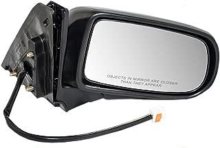 TuningPros DGWV-316 Out-Channel Window Visor Deflector Rain Guard Smoke Tinted 4-pc Set