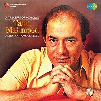 A Treasure of Memories - Talat Mahmood