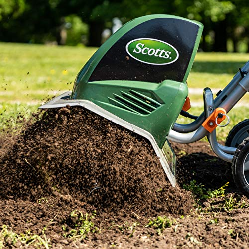 Scotts Outdoor Power Tools TC70135S 13.5-Amp 16-Inch Corded Tiller/Cultivator, 11