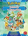 Juegos y desafíos (Colección Pokémon) por MONTENA