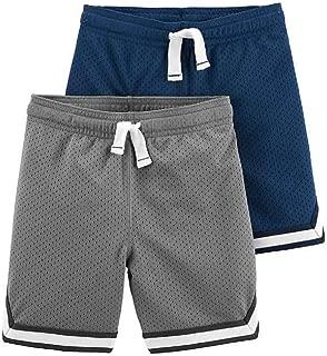 Carter's Boys 2 Piece Active Mesh Shorts Set