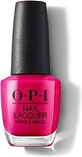 OPI NLC09 Nail Lacquer - Pompeii Purple, 15 ml