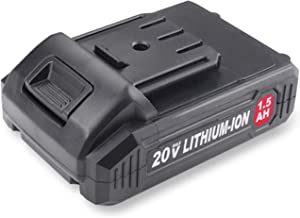 Topex 20V Max 1.5Ah Lithium-Ion Battery
