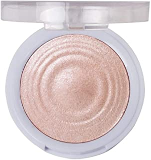 J.Cat Beauty You GLOW Girl Baked Highlighter, 0.3 Ounce - Crystal Sand