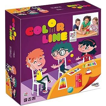 Cayro - Color Line - Juego de acción y rapidez - juego de mesa ...