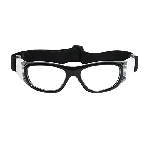 f273dcc5a9f Kids Sports Goggles Outdoor Eye Protection Anti-Fog Safety Glasses Eyewear  for Children with Adjustable