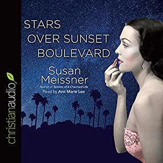 Stars over Sunset Boulevard audiobook cover art