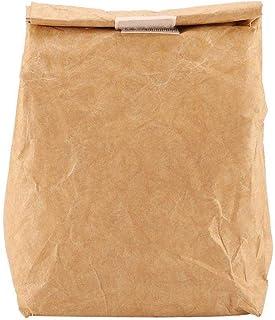 Topinc Waterdichte geïsoleerde lunchbox, opslag, kraftpapier, lunchpakket voor kinderen, vrouwen, mannen, picknick buiten,...