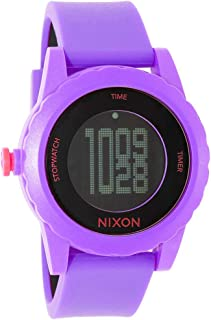 Nixon Casual Watch For Women Digital Silicone - A326230