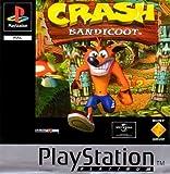 Crash Bandicoot game (PS1) [PlayStation]