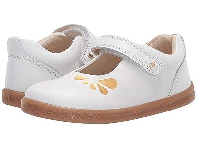 Bobux Kids I-Walk Delight (Toddler) (White Petal) Girl