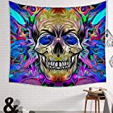 N/ A Abstrakte Kunst Hintergrund Stoff Nachttisch Sofa hängenden Stoff Hauptdekoration Wandmalerei Indian Hippie Tapestr