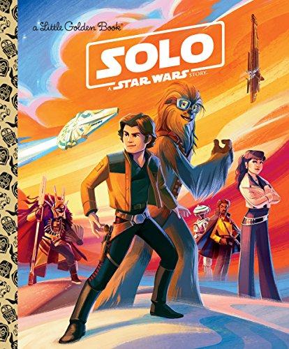 Solo: A Star Wars Story (Star Wars) (Little Golden Book)