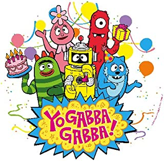 Best yo gabba gabba edible cake toppers Reviews
