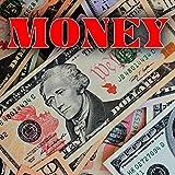 Electric Cash Bill Counter Machine Counts Through a 50 Bill Run