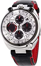 Men's Citizen Eco-Drive Promaster Tsuno Chronograph Racer Watch AV0071-03A