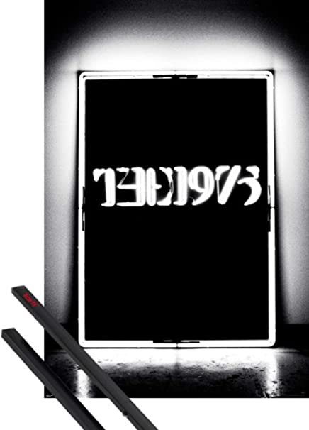 The 1975 Rock Music Band Stars  Art Fabric Poster 24x36 A229