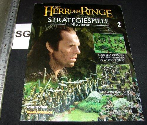 Herr der Ringe, Strategiespiele in Mittelerde Bd. 2