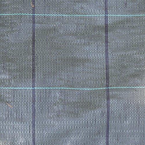 VERDELOOK Tessuto Pacciamatura Anti Erbacce in Rotoli, 1x10 m, per Serre e vivai