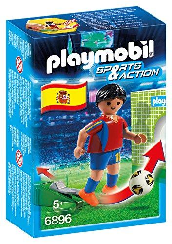 Playmobil 6896 Football Player Spain