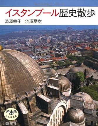 イスタンブール歴史散歩 (とんぼの本)