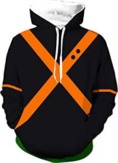 bnha bakugou hoodie