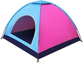 Futurebatt 2-3 Person Tent for Camping Easy Set up Waterproof Tent with Carry Bag for Backpacking, Picnic, Hiking, Fishing, Outdoor Use Lightweight