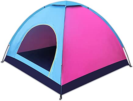 3 4 Person Family Tent Double Layer