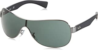 RB3471 Shield Sunglasses