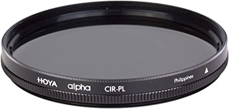 Hoya 77mm Alpha Circular Polarizer Filter