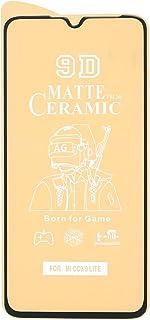 9D Screen Protector Matte Ceramic for Xiaomi Mi 9 Lite - Black