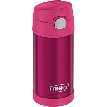 Thermos Pink Funtainer 12 Ounce Bottle