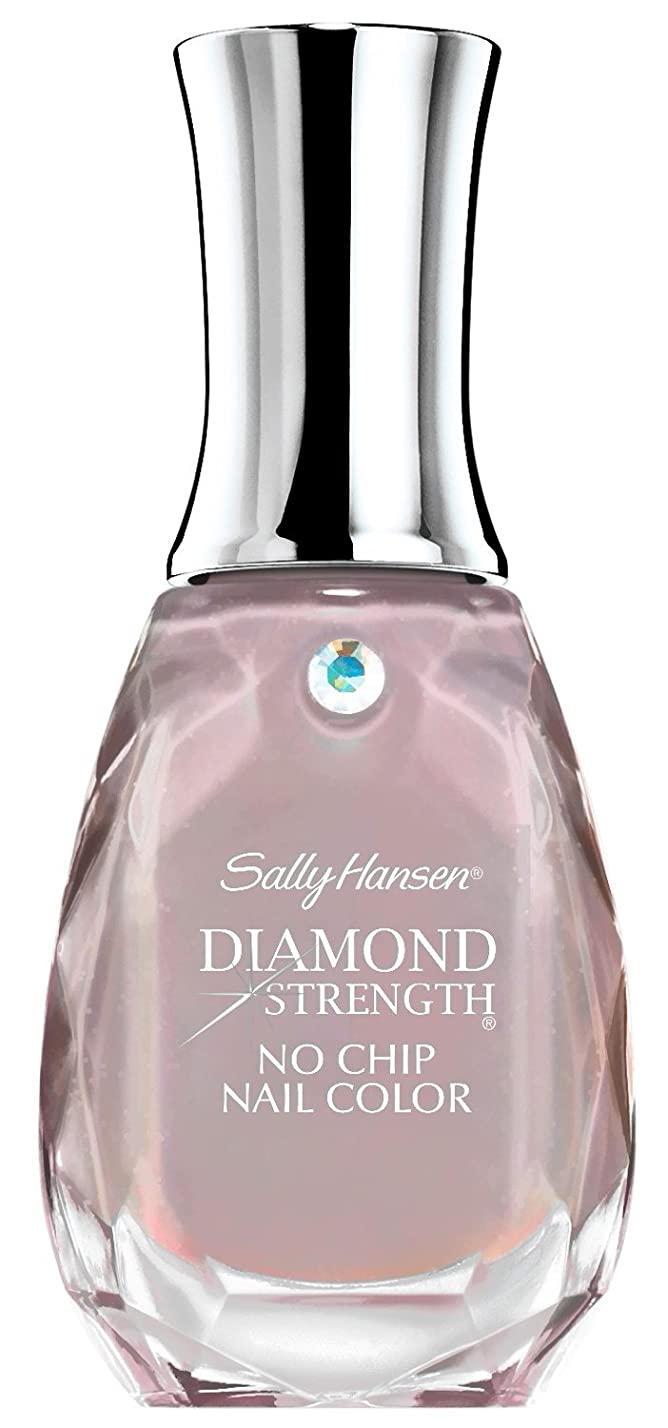 強度居心地の良い原告SALLY HANSEN DIAMOND STRENGHT NO CHIP NAIL COLOR #180 TOGETHER FOREVER