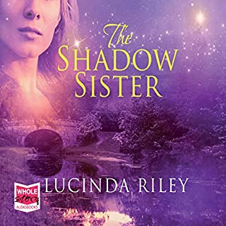 The Shadow Sister cover art