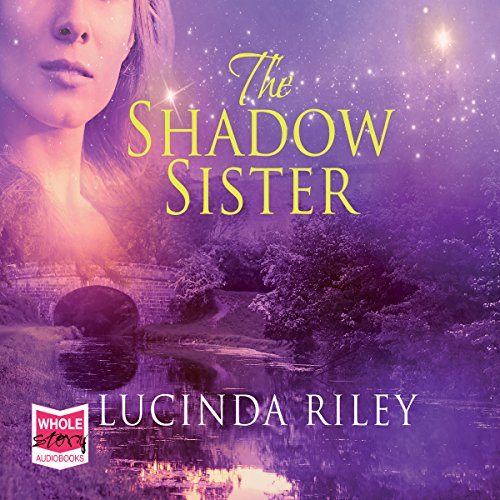 The Shadow Sister audiobook cover art