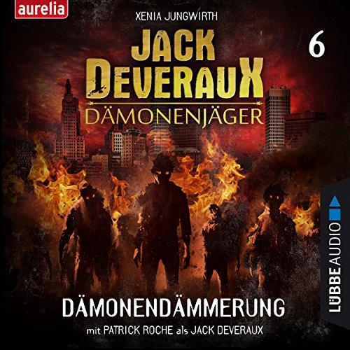 Dämonendämmerung audiobook cover art