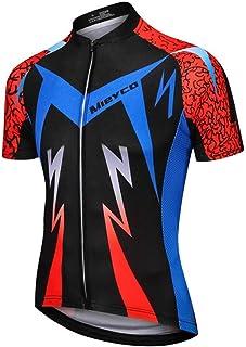 ملابس ركوب الدراجات الرياضية الصيفية للرجال MTB Downhill Bike Jersey Motocross قميص الدراجة البخارية Roupa Ciclismo yangai...