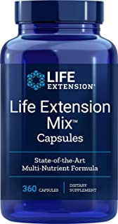 Sponsored Ad - Life Extension Mix (Multi-Vitamin), 360 Capsules, Package may vary