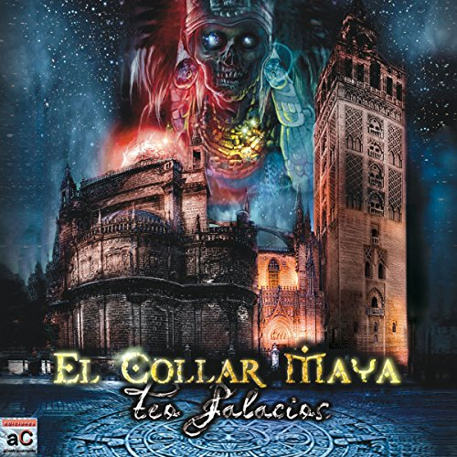 El Collar Maya audiobook cover art