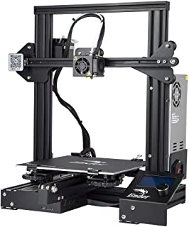 Comgrow Creality Ender 3 3D Printer Fully Open Source with Resume Print Function 220x220x250mm