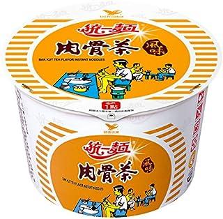 《統一》 肉骨茶風味 (93g) (豚骨風味・カップラーメン) 《台湾 お土産》 [並行輸入品]