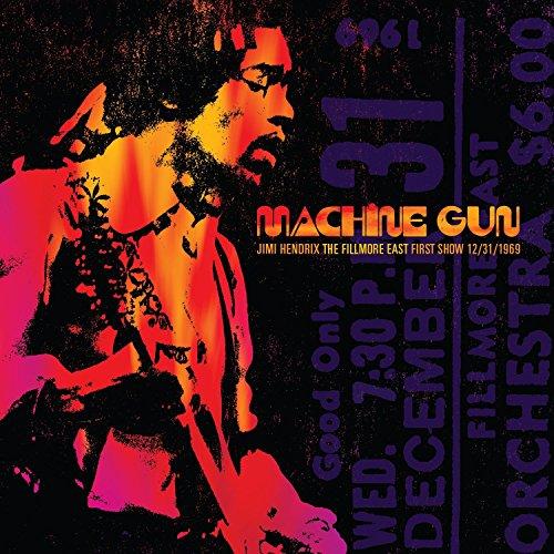 Machine Gun Jimi Hendrix the Fillmore East 12/31/1 [Vinyl LP]