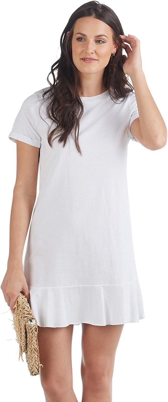 Mud Pie Women's Hope Tshirt Dress