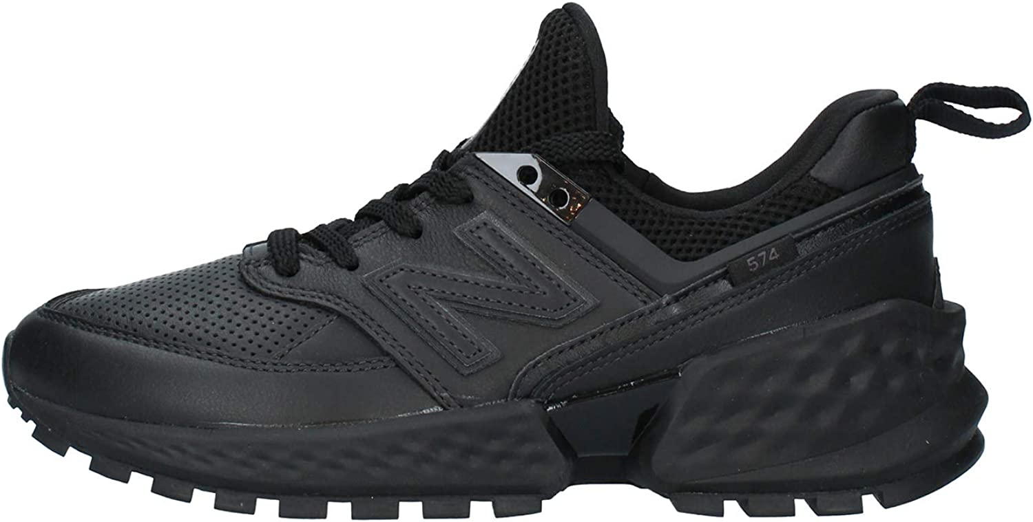 New Balance 574 in Leather, Womens.