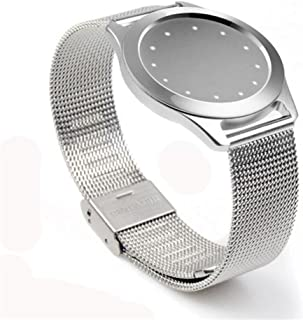 Watchband Replacement, Stainless Steel Wristband Watch Band Wrist Strap for Misfit Shine 1/Misfit Shine 2